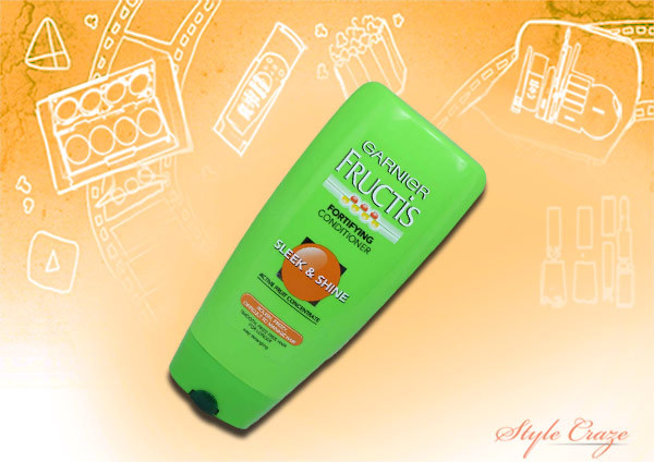Garnier Fructis Sleek and Shine Conditioner