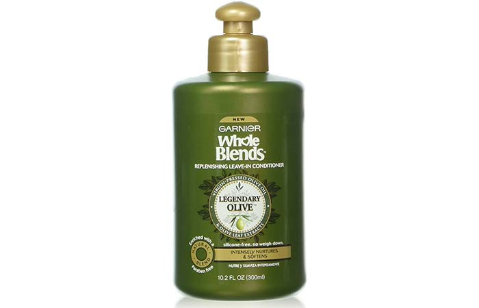 Garnier Hair Care Whole Blends Replenishing Leave-in Conditioner - Best Leave-In Conditioners