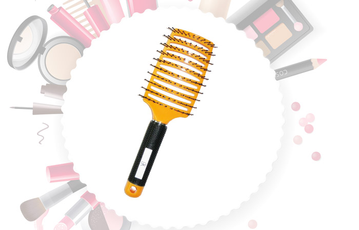 Global Keratin Vent Hair Brush