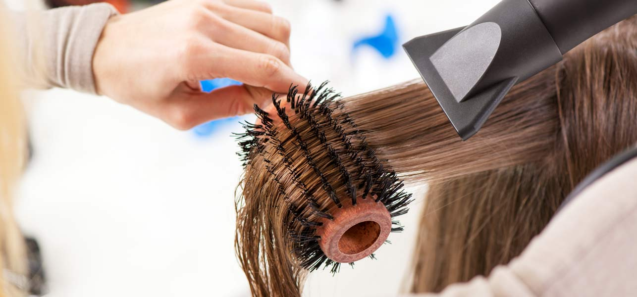 Hair Straightening Brushes