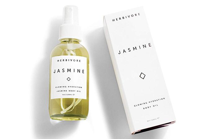 Herbivore Jasmine Glowing Hydration Body Oil