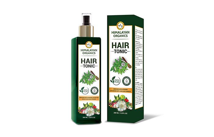 Himalayan Organics Hair Tonic