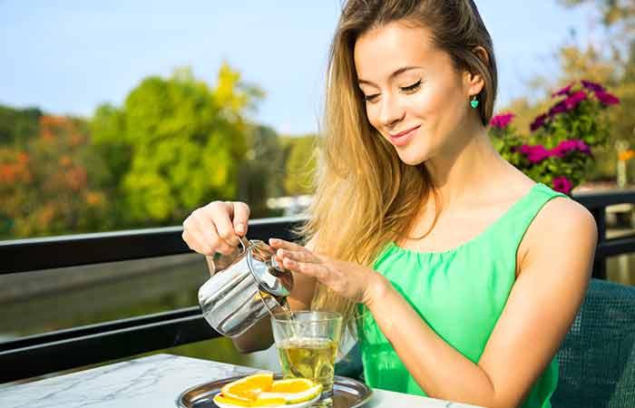 Yeşil Çay-Saç Dökülmesini Nasıl Azaltır2