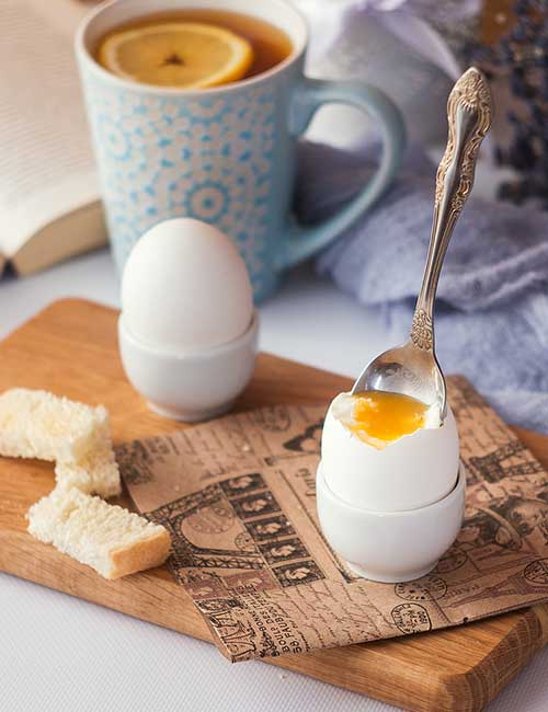 Boiled Egg Diet Plan - How Does The Boiled Egg Diet Aid Weight Loss