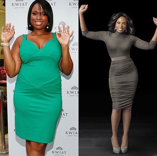 How Jennifer Hudson Lost Weight