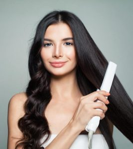 How To Straighten Curly Hair: 7 Easy Steps
