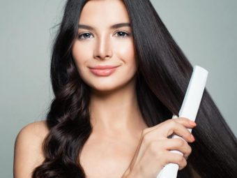 How To Straighten Curly Hair 7 Easy Steps