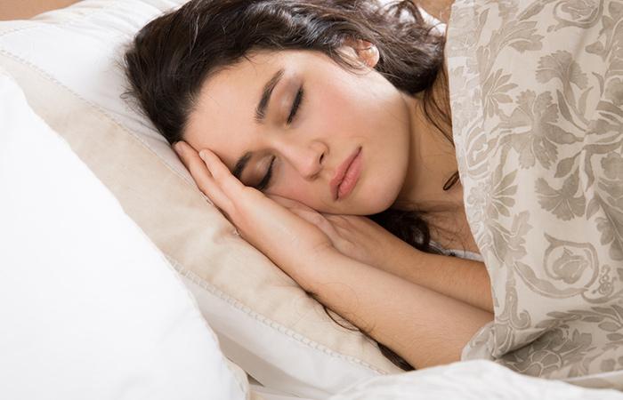 Tighten Skin Post Weight Loss - Sleep