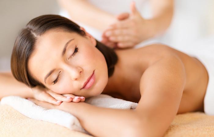 Tighten Skin Post Weight Loss - Get A Body Massage