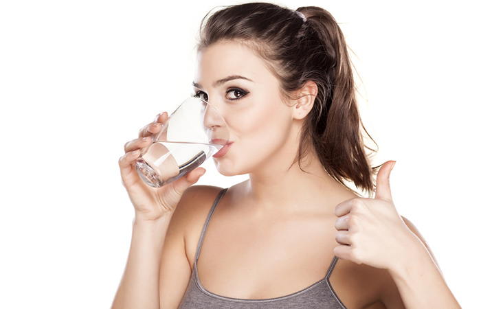 Tighten Skin Post Weight Loss - Stay Hydrated