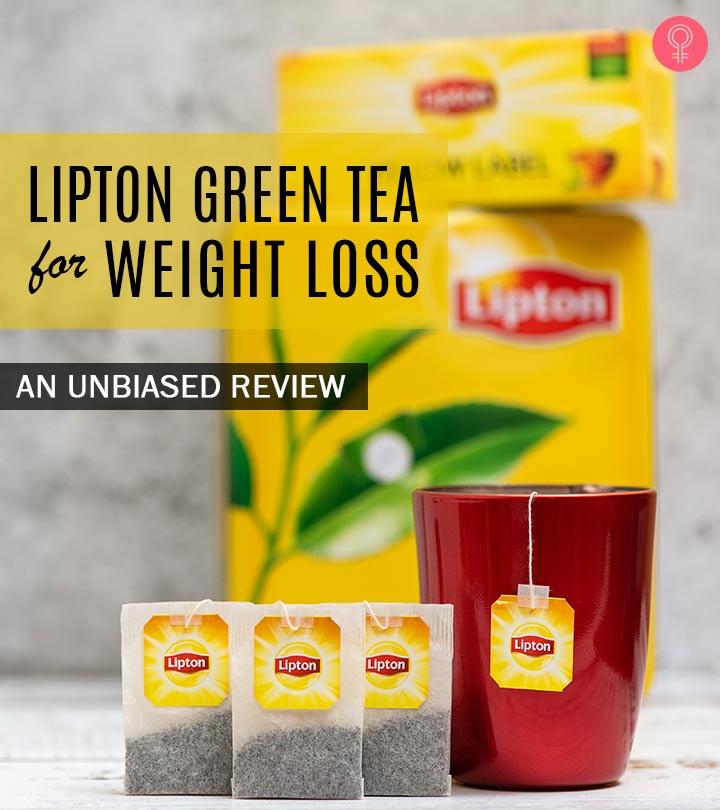 is diet lipton green tea safe