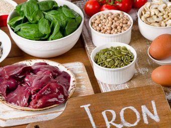 Iron Deficiency - Causes, Symptoms And Treatment