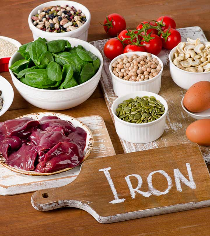 Iron Deficiency – Causes, Symptoms And Treatment