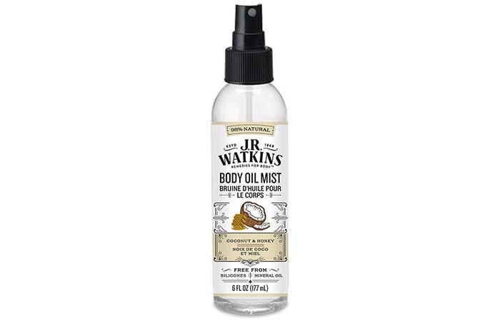 J.R. Watkins Body Oil Mist