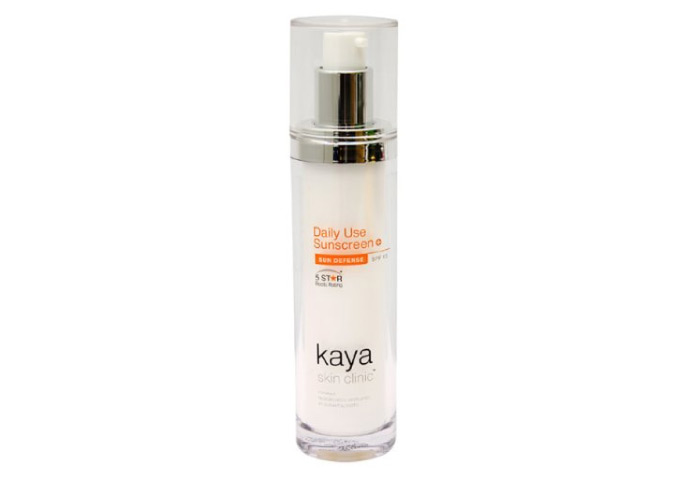 1. Kaya Skin Clinic Daily Use Sunscreen - Best Sunscreens For Oily Skin