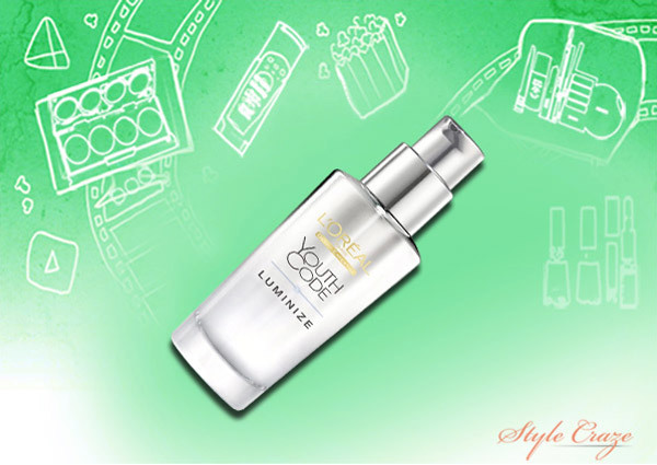 loreal paris youth code luminize super serum