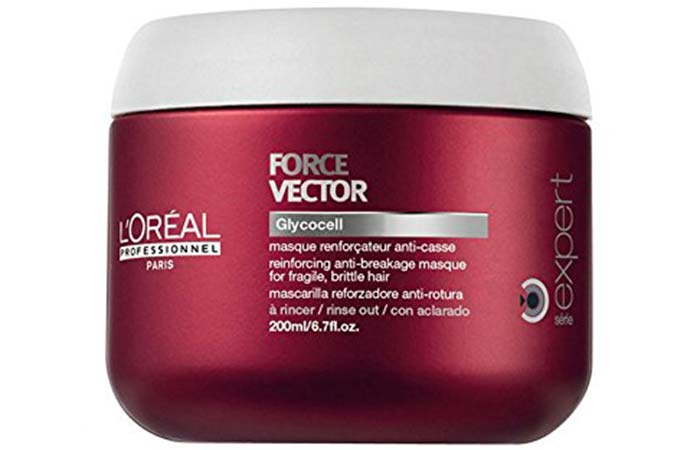 L'Oreal Professional Serie Expert Force Vector Leave-in Cream - Best Leave-In Conditioners