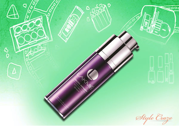 lakme youth infinity skin firming serum