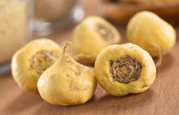 Best Anti-aging Foods - Maca