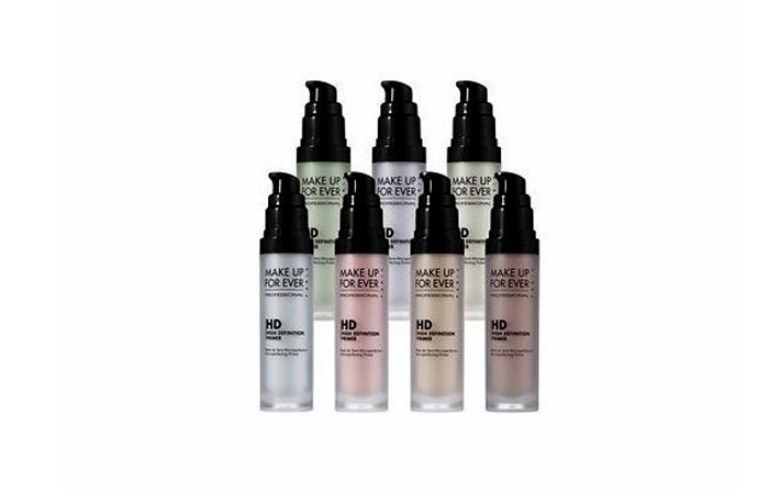 Best Primers For Dry Skin - Makeup Forever HD- Micro Perfecting Primer