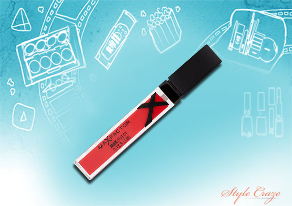 max effect gloss cube lovely strawberry lip gloss by max factor