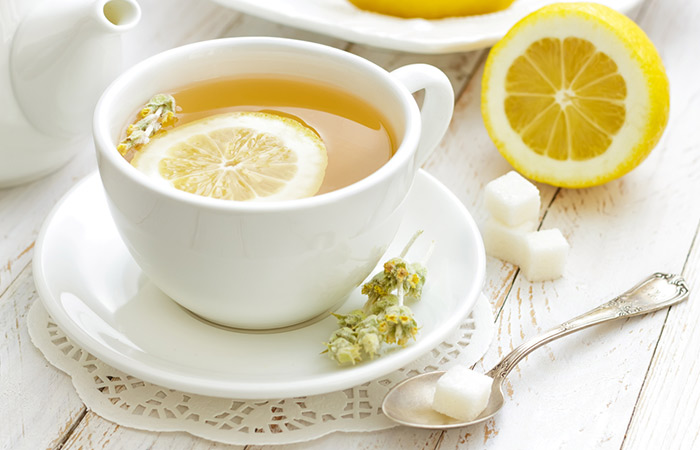 Lemon Tea Side Effects