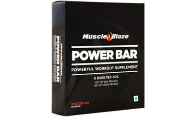 Muscleblaze Power Bar