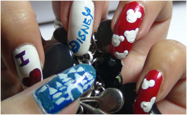 Nail Art Tutorials 14
