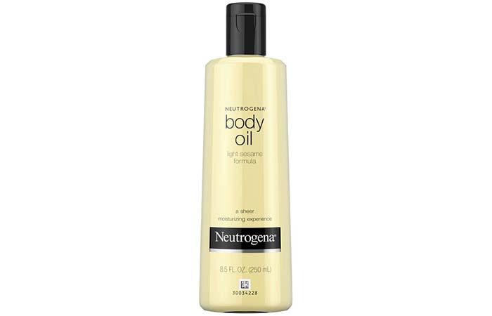 Neutrogena Lightweight Body Oil