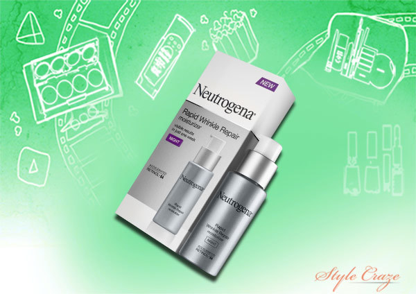neutrogena rapid wrinkle repair moisturizer