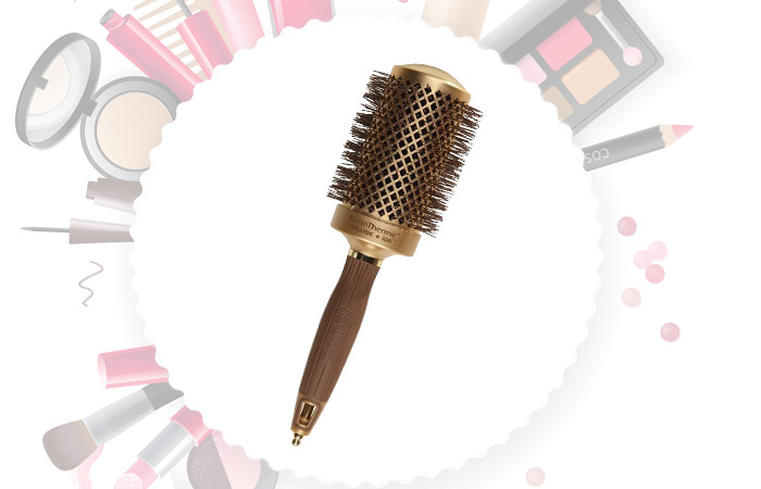 Olivia Garden Nano Thermic Ceramic Ion Brush