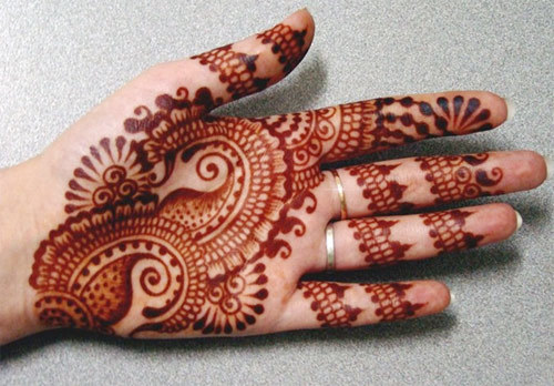 6ee033d8a 10 Beautiful Punjabi Mehndi Designs To Try In 2019