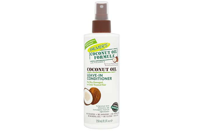 Palmer's Coconut Oil Formula Leave-in Conditioner - Best Leave-In Conditioners
