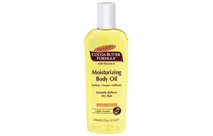 Palmers Moisturizing Body Oil