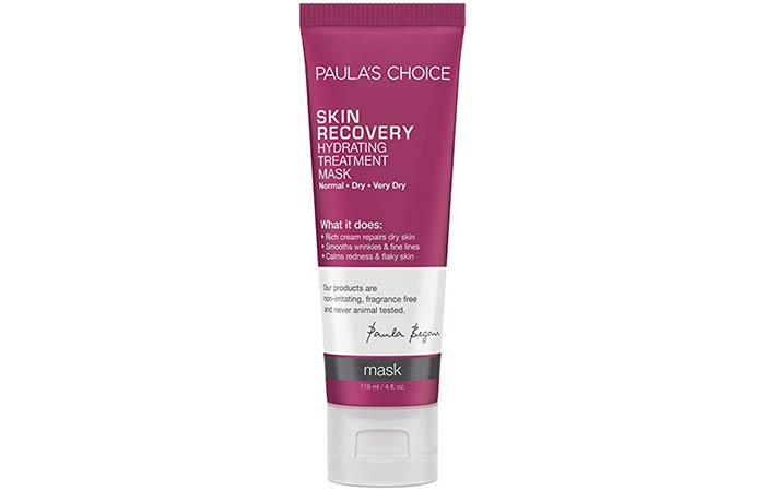 Paula's Choice SKIN RECOVERY Hydrating Treatment Facial Mask