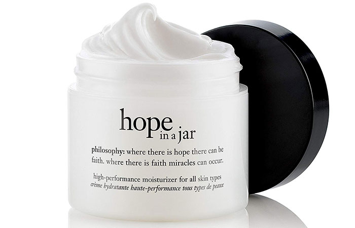 Philosophy Hope In a Jar - Water-Based Moisturizers For Oily Skin