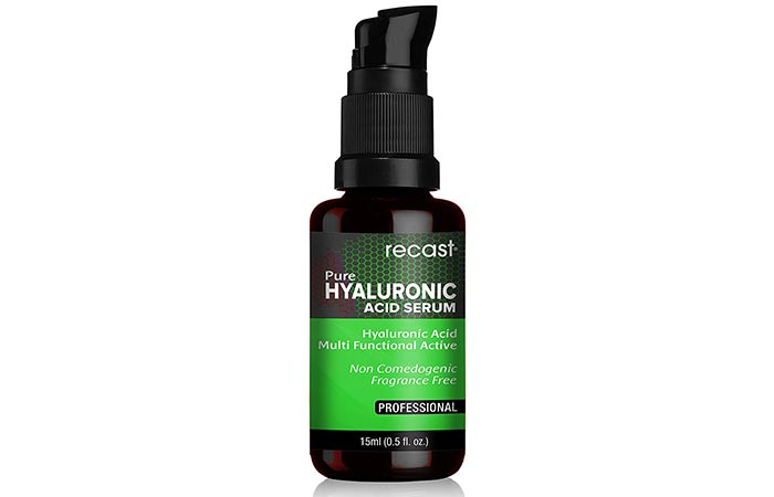 Recast Hyaluronic Acid Serum