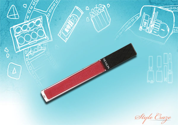 revlon strawberry color burst lip gloss