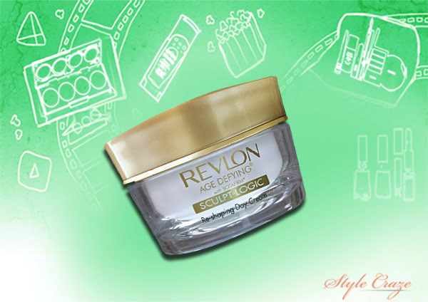 revlon age defying reshaping anti ageing moisturizer