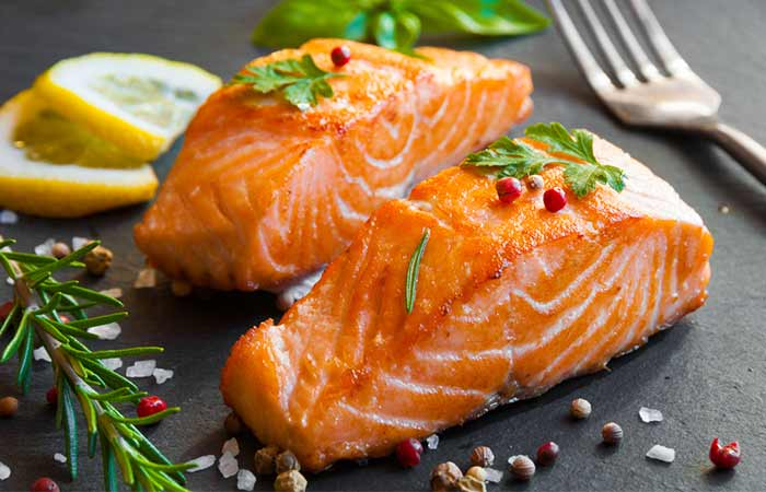 Best Anti-aging Foods - Salmon