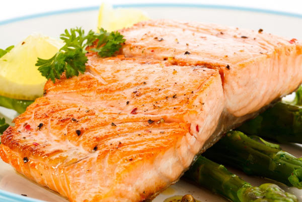 Foods for Healthy Bones - salmon