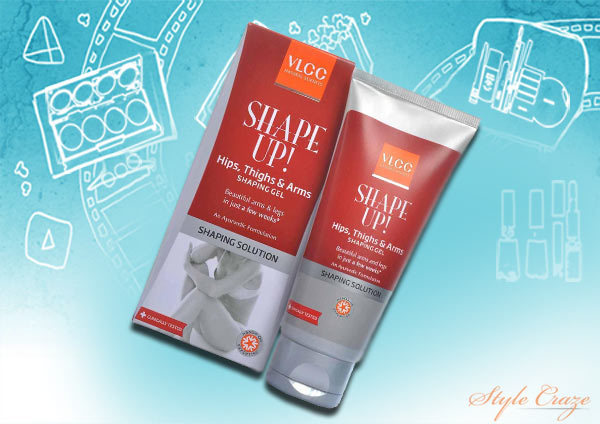 Shape Up Hips, Thighs & Arms Shaping Gel