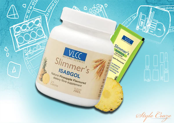 Slimmer's Isabgol Pineapple