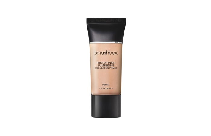 Best Primers For Dry Skin - Smashbox Photo Finish Luminizing Foundation Primer