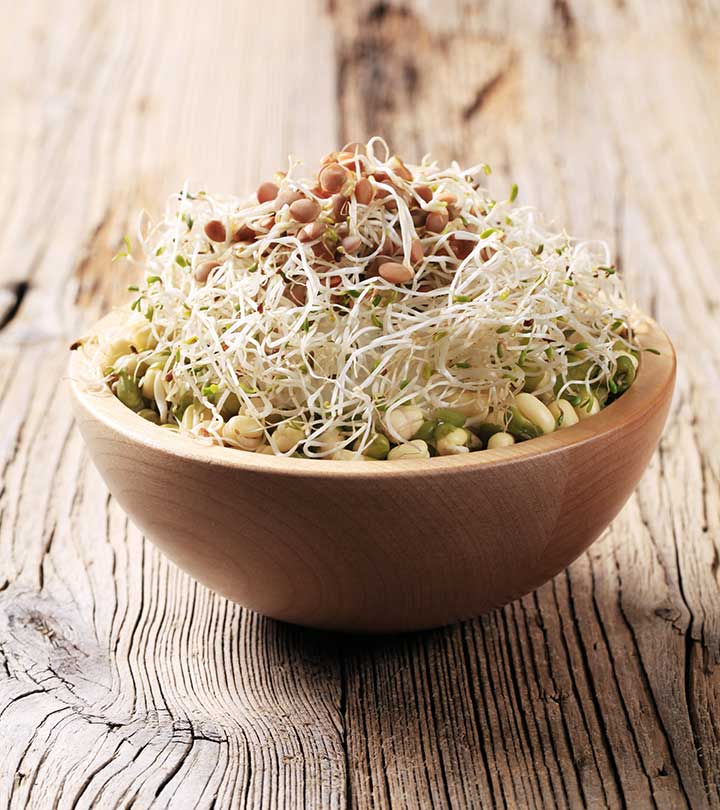 Sprouts: 7 Health Benefits + Nutrition Facts