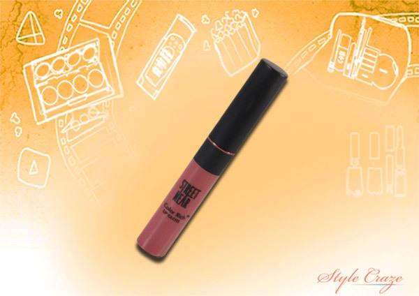 streetwear color rich lip gloss in rose petal