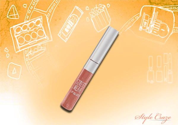 streetwear color rich lip gloss in bashful