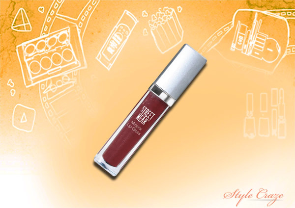 streetwear mineral lip gloss in coral glow