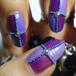 Stunning-Purple-Nail-Art-Design-Tutorials-–-With-Detailed-Steps-And-Pictures