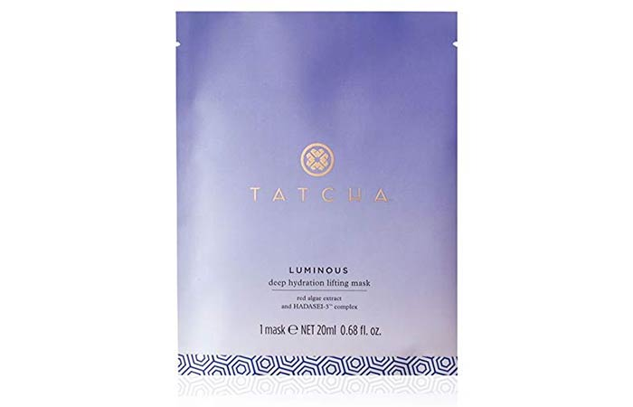 Tatcha LUMINOUS Deep Hydration Lifting Mask